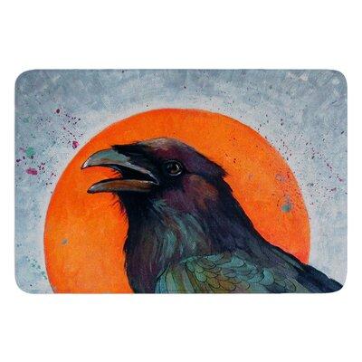 Raven Sun by Lydia Martin Bath Mat