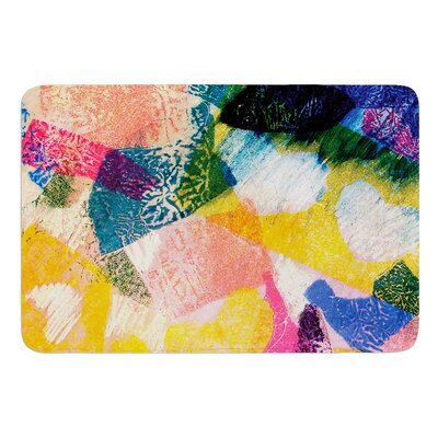 Texture by Louise Machado Bath Mat