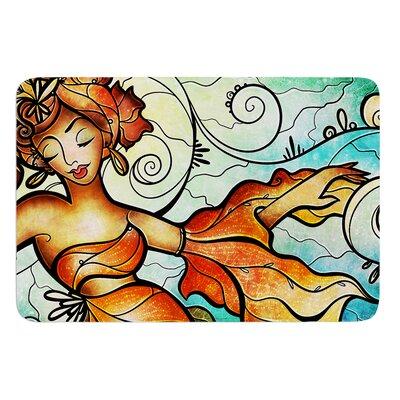 Cubana by Mandie Manzano Bath Mat