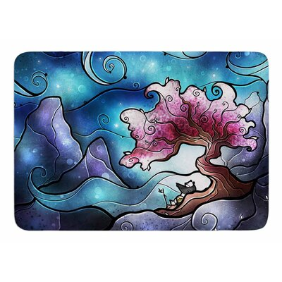 Sea Dance by Mandie Manzano Bath Mat
