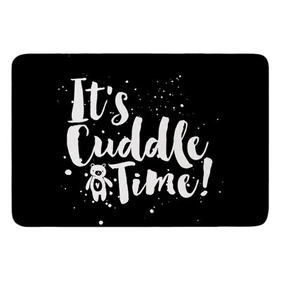 Cuddle Time by Nick Atkinson Bath Mat