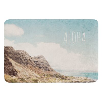 Aloha by Nastasia Cook Bath Rug