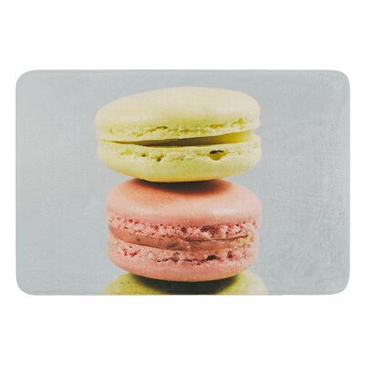 Macarons by Nastasia Cook Bath Rug