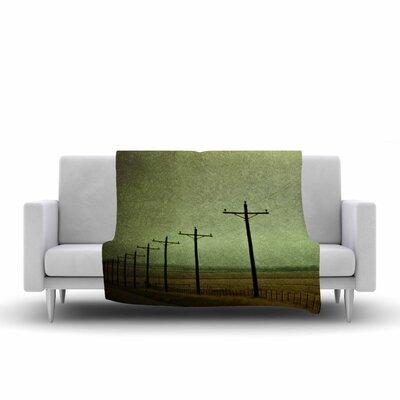 Sylvia Coomes Electric Digital Fleece Blanket EUAH5724 39744321