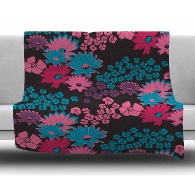 Bouquet by Zara Martina Mansen Fleece Blanket