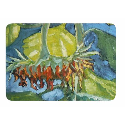 Summers End by Carol Schiff Memory Foam Bath Mat Size: 36 L x 24 W