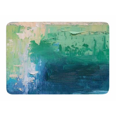 Sea Music by Carol Schiff Memory Foam Bath Mat Size: 36 L x 24 W