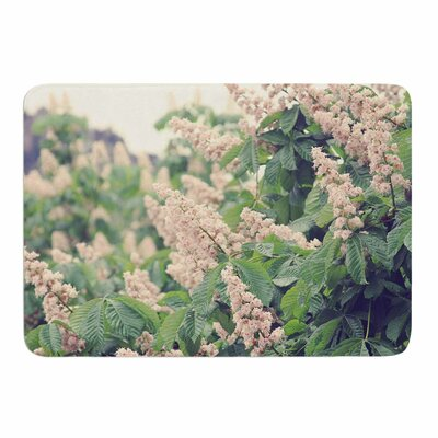 Breath of Fresh Air by Sylvia Coomes Memory Foam Bath Mat Size: 24 L x 17 W