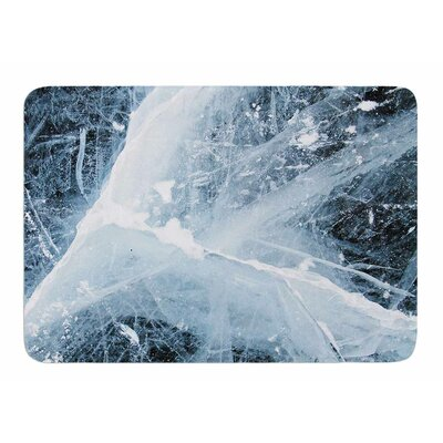 Deep Winter Memory Foam Bath Mat Size: 24 L x 17 W