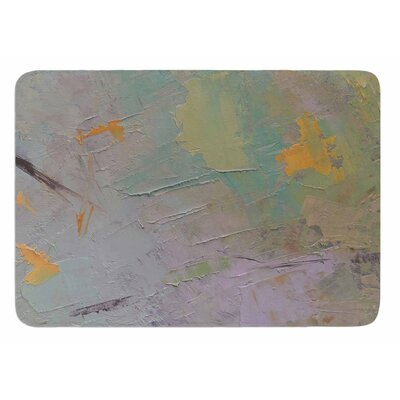 Suddenly Spring Burst Through by Carol Schiff Memory Foam Bath Mat Size: 36 L x 24 W