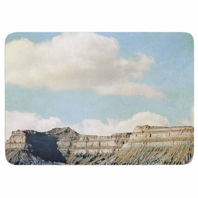 Out West by Sylvia Coomes Memory Foam Bath Mat Size: 36 L x 24 W