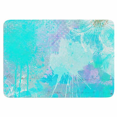 Vintage Dreams by Li Zamperini Memory Foam Bath Mat Size: 36 L x 24 W