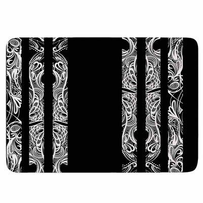 Lines by Maria Bazarova Memory Foam Bath Mat Size: 36 L x 24 W