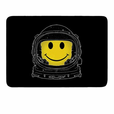Happiness by Digital Carbine Memory Foam Bath Mat Size: 36