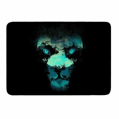 Silence Hunter by Digital Carbine Memory Foam Bath Mat Size: 36 L x 24 W