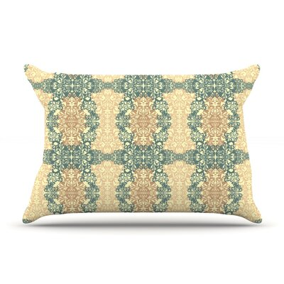 Fancy Damask Antique by Mydeas Woven Sham Size: 20 H x 30 D