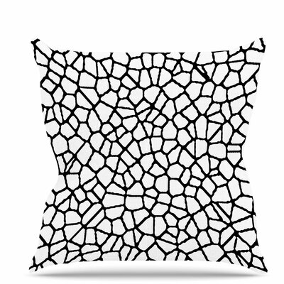 Staklo I Throw Pillow Size: 18 H x 18 W x 6 D