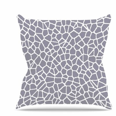 Staklo II Throw Pillow Size: 18 H x 18 W x 6 D