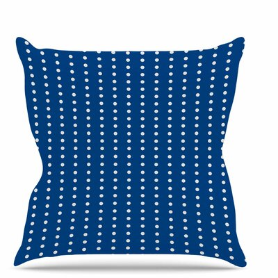 Tufna Throw Pillow Size: 18 H x 18 W x 6 D