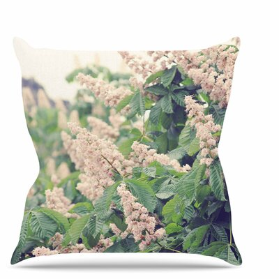 Breath of Fresh Air Throw Pillow Size: 18 H x 18 W x 6 D