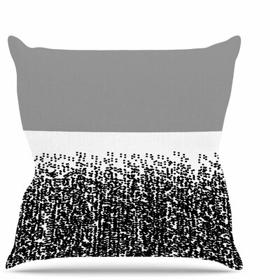 Bodova Throw Pillow Size: 18 H x 18 W x 6 D