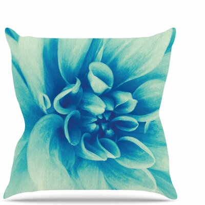 Beauty Throw Pillow Size: 26 H x 26 W x 7 D