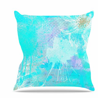 Vintage Dreams Throw Pillow Size: 16 H x 16 W x 6 D