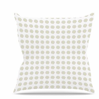 Drops Throw Pillow Size: 16 H x 16 W x 6 D