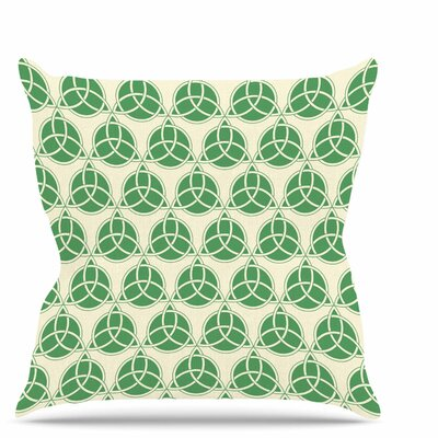 Throw Pillow Size: 16 H x 16 W x 6 D