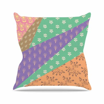 Throw Pillow Size: 26 H x 26 W x 7 D