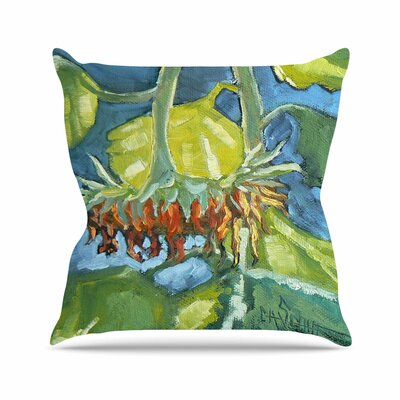 Summers End Throw Pillow Size: 18 H x 18 W x 6 D