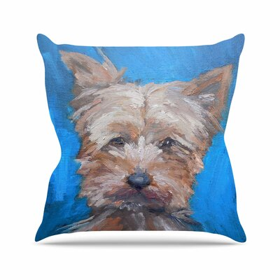 Oscar Throw Pillow Size: 18 H x 18 W x 6 D
