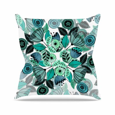 Sognare Throw Pillow Size: 26 H x 26 W x 7 D