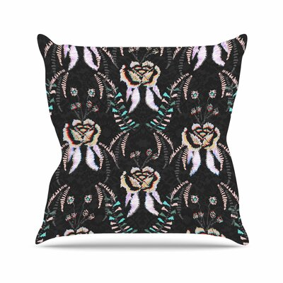 Luanda Throw Pillow Size: 26 H x 26 W x 7 D