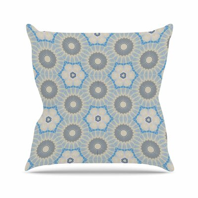 Satori Angelo Carantola Throw Pillow Size: 16 H x 16 W x 4 D