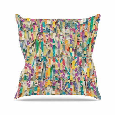 Feel It Angelo Cerantola Throw Pillow Size: 26 H x 26 W x 4 D