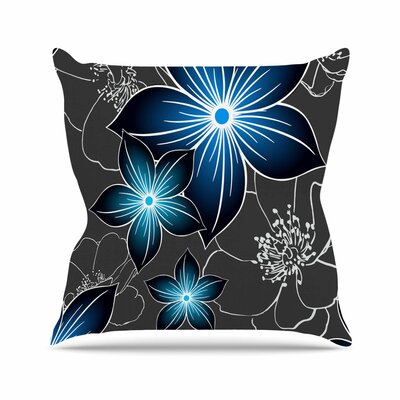 Alison Coxon Throw Pillow Size: 16 H x 16 W x 4 D
