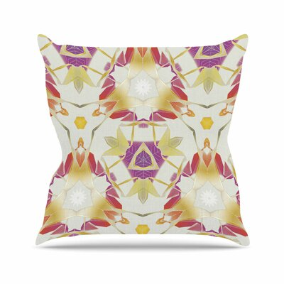 Glorious Angelo Cerantola Throw Pillow Size: 16 H x 16 W x 4 D
