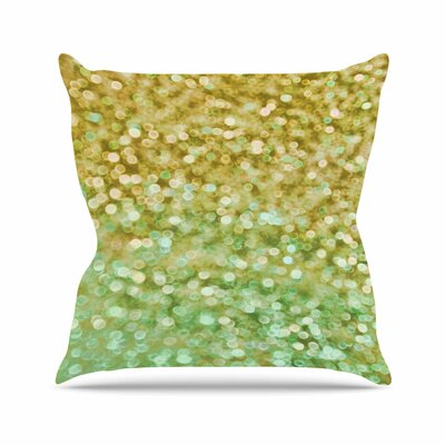 Sparkle Alison Coxon Throw Pillow Size: 26 H x 26 W x 4 D