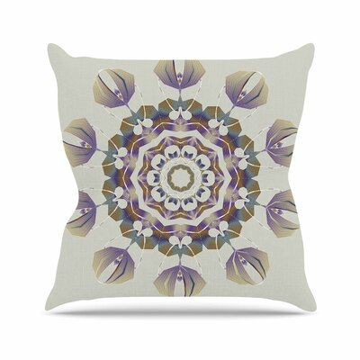 Reach out Angelo Carantola Throw Pillow Size: 26 H x 26 W x 4 D