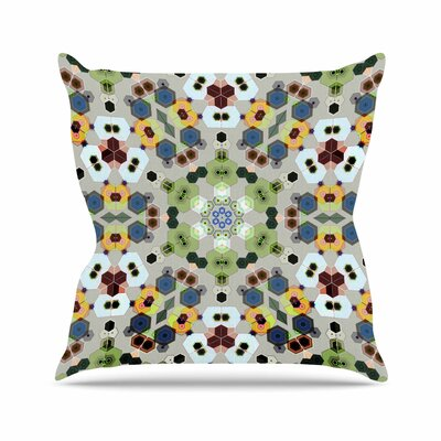 Fruity Fun Angelo Cerantola Throw Pillow Size: 16 H x 16 W x 4 D