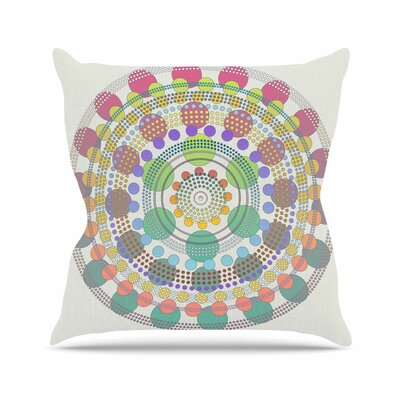 Mirage Angelo Carantola Throw Pillow Size: 18 H x 18 W x 4 D