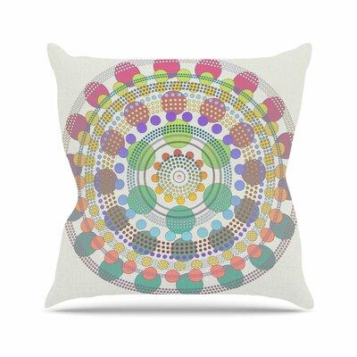 Mirage Angelo Carantola Throw Pillow Size: 20 H x 20 W x 4 D