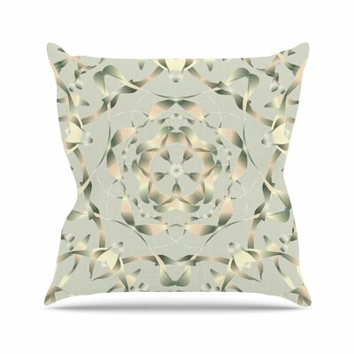 Kingdom Angelo Cerantola Throw Pillow Size: 18