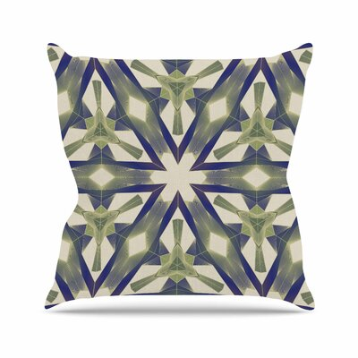Lymph Angelo Cerantola Throw Pillow Size: 16