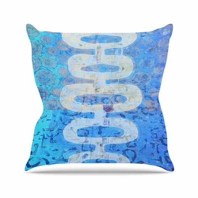 Arcane 1 AlyZen Moonshadow Throw Pillow Size: 26 H x 26 W x 4 D