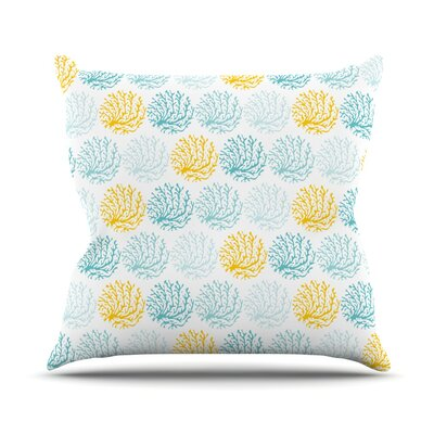 Coralina Anchobee Throw Pillow