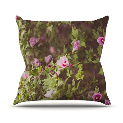 Lush Ann Barnes Throw Pillow