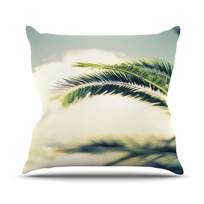Summer Breeze Ann Barnes Throw Pillow