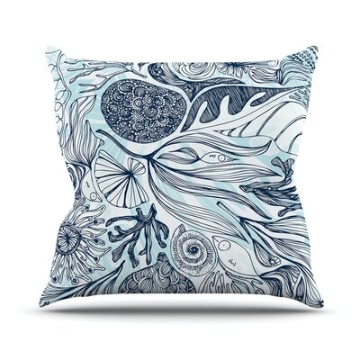 Marina Anchobee Throw Pillow